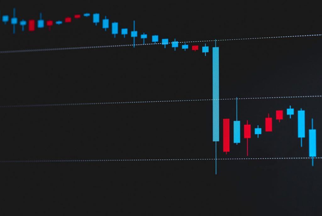 株価チャート 未来は予測不可能