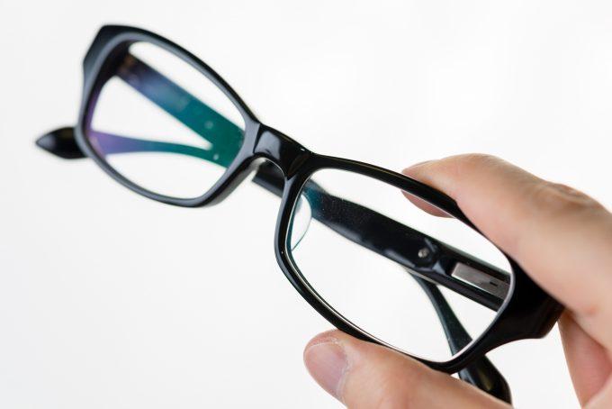 たまのお掃除 メガネのレンズを綺麗に保とう