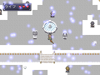 雪合戦(へっぽこシューティング) ウディタ製の自作フリーゲーム紹介