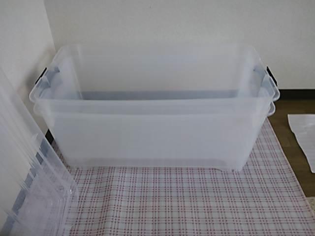ハムスターケージの作り方。衣装ケースを二重底にして地下スペースを確保する方法